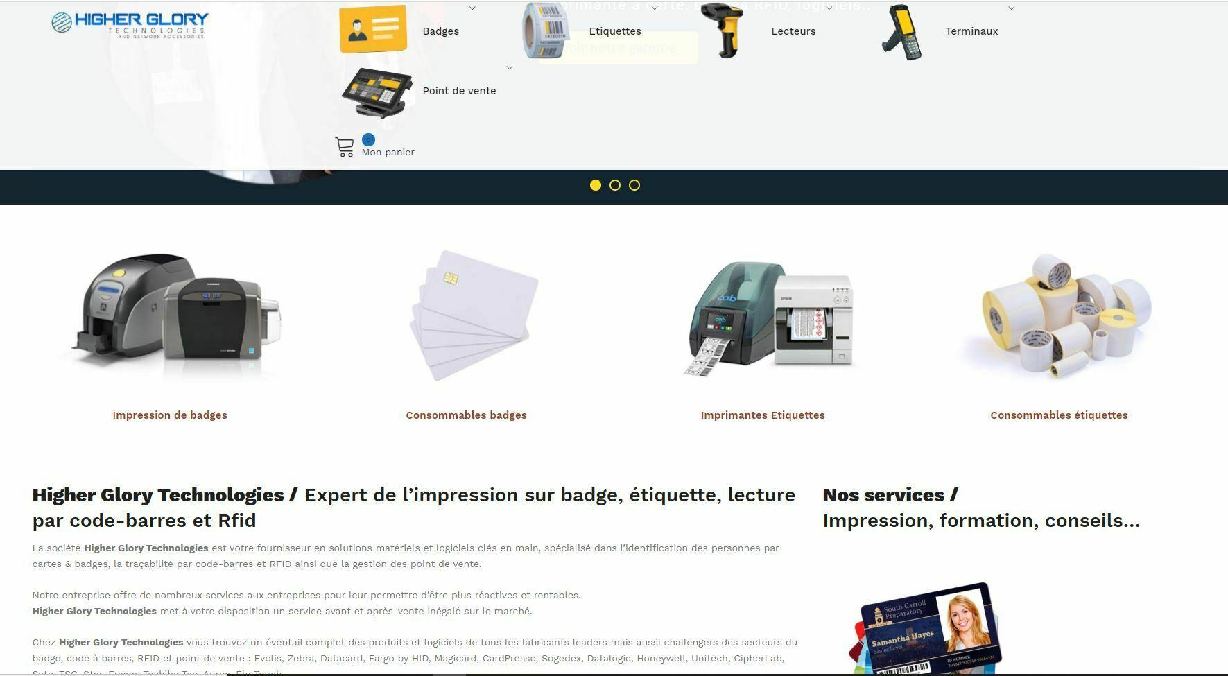 Didacweb création de site web