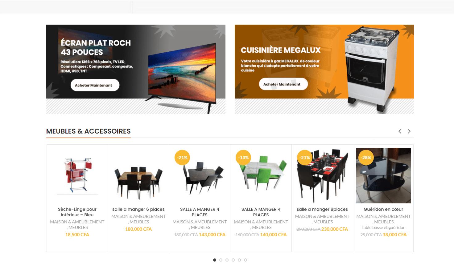 site web de nkclmarket.com par didacweb 02