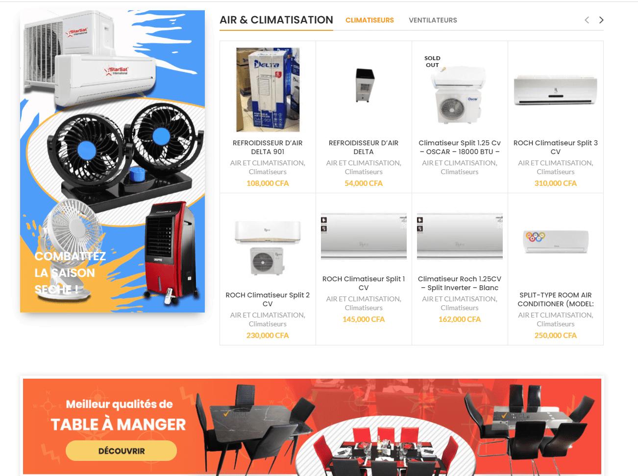 site web de nkclmarket.com par didacweb 03