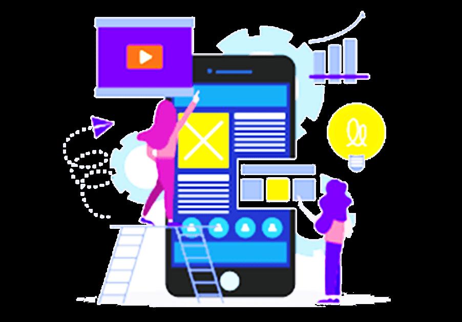 création application mobile