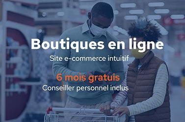 Boutique en ligne par DIDACWEB