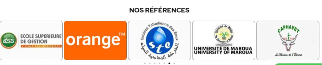 Conception de site web au Cameroun, faites appel à Didacweb